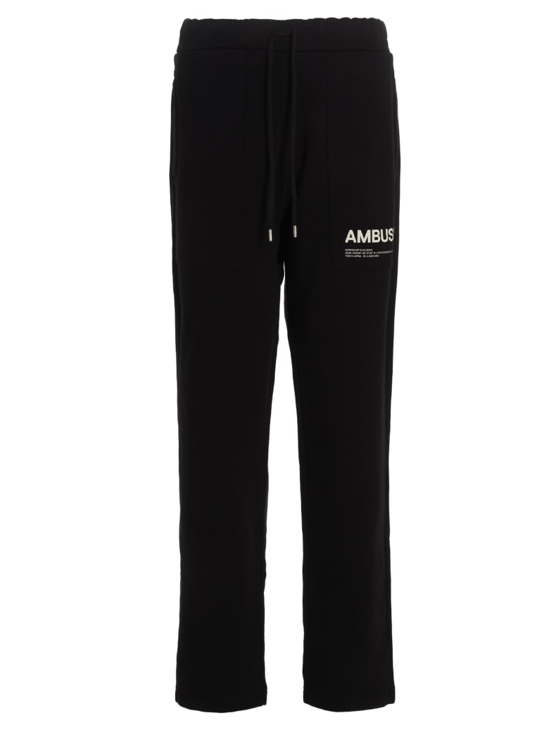 AMBUSH Jogging - Black