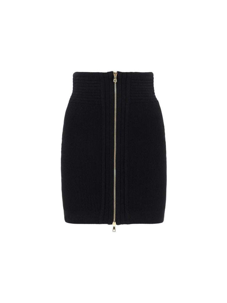 Balmain Skirt - Noir