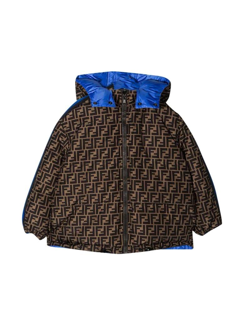 Fendi Reversible Jacket - Blu