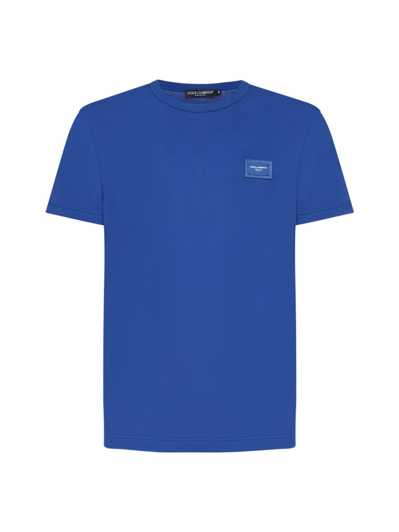 Dolce & Gabbana T-Shirt - Bluette scuro
