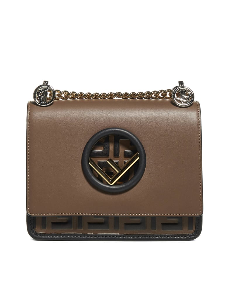 Fendi Shoulder Bag - Marrone