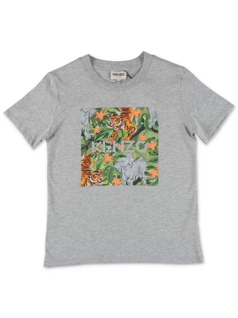 Kenzo Kids T-shirt - Grigio