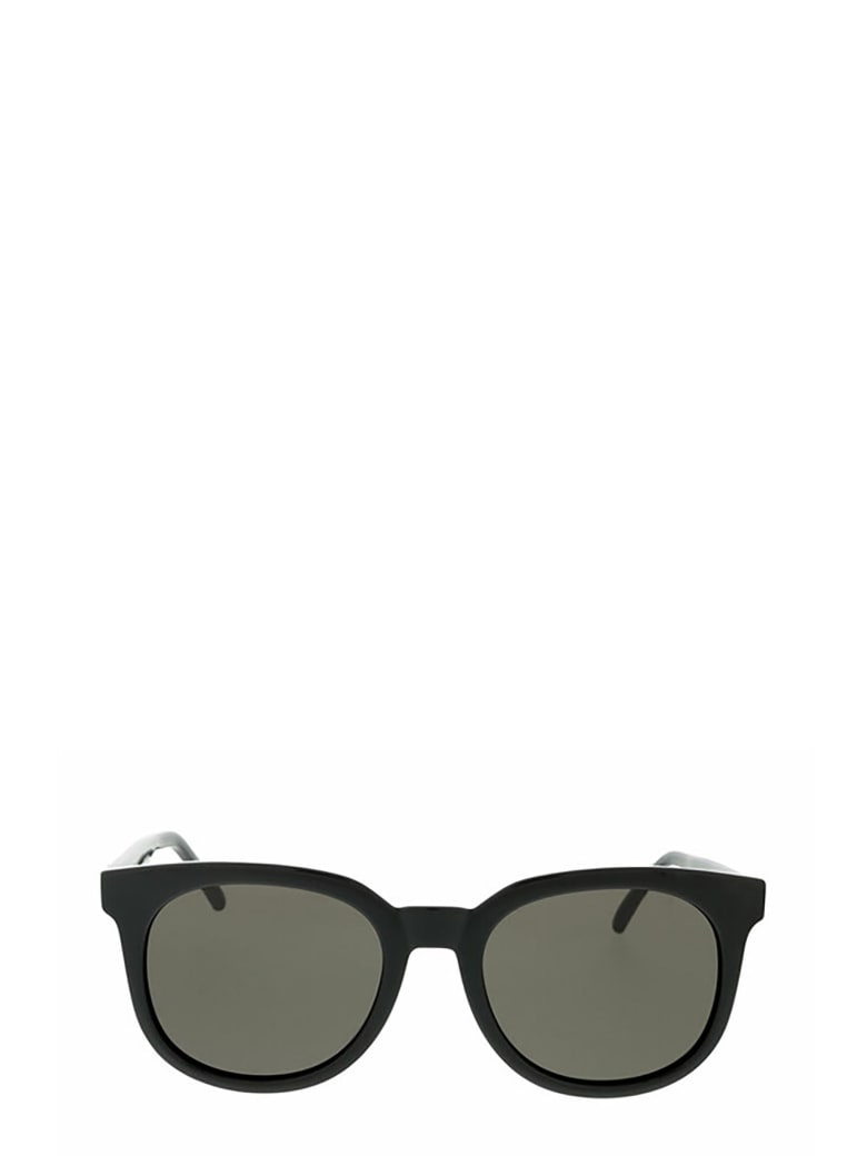 Saint Laurent Saint Laurent Sl 405 Black Sunglasses - Black