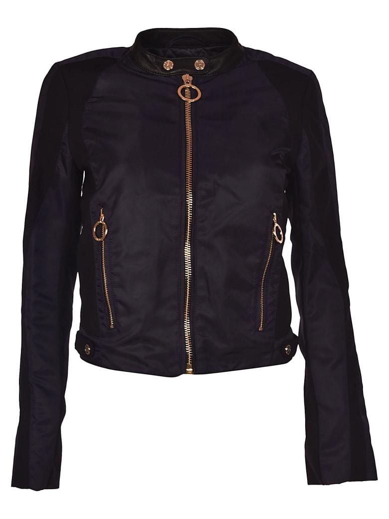 TommyXGiGi Paneled Jacket - Midnight/multi