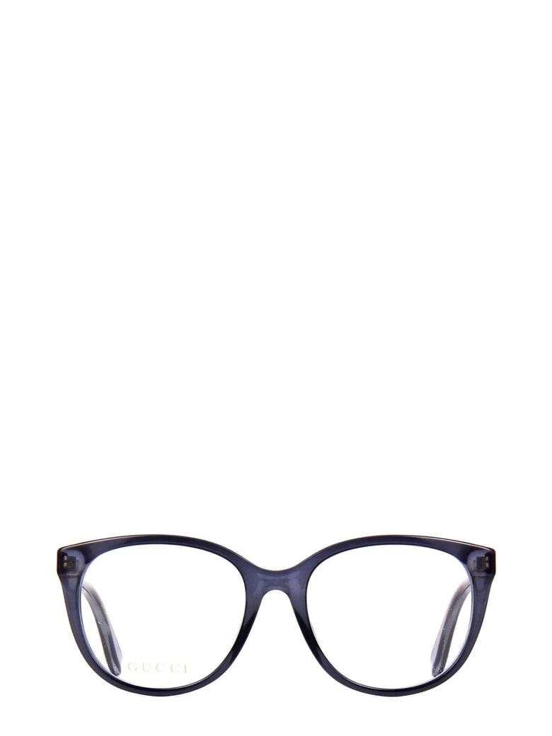 Gucci Gucci Gg0791o Transparent Grey Glasses - Transparent Grey