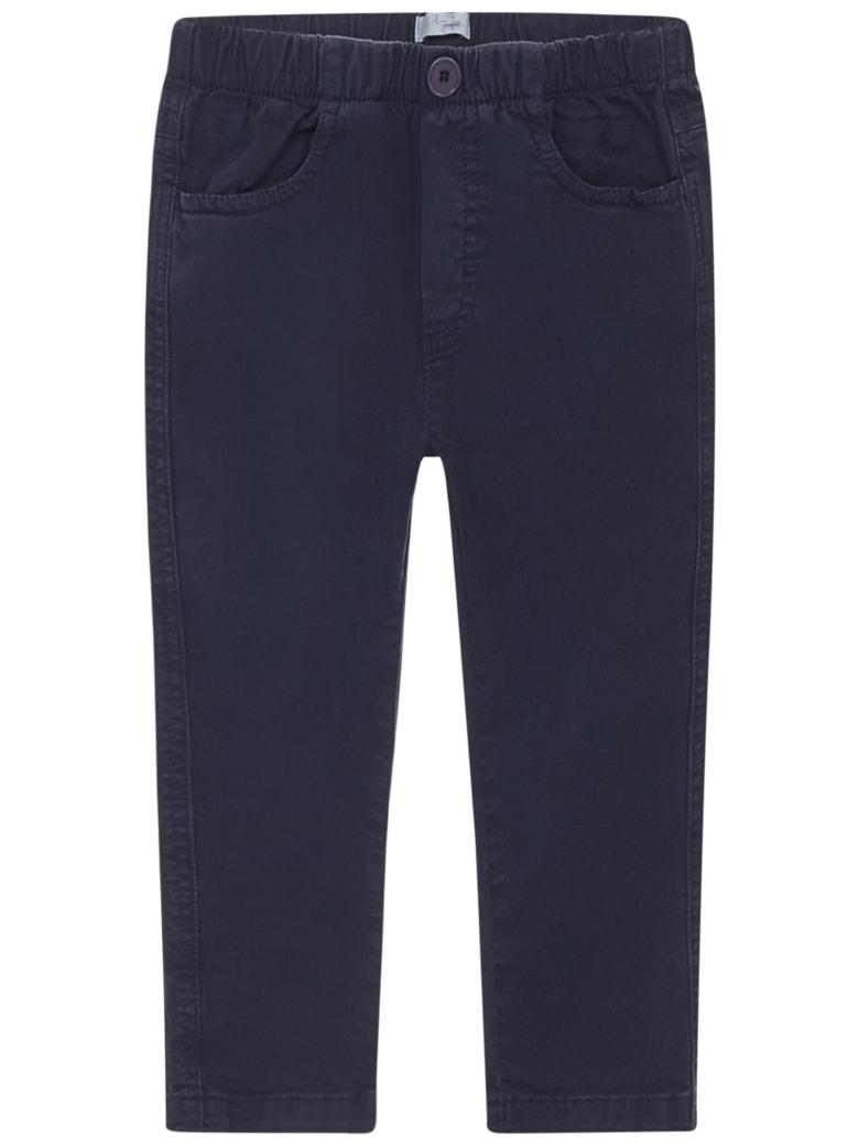 Il Gufo Trousers - Blue