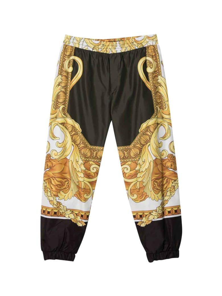 Versace Young Wide Trousers - Multicolor