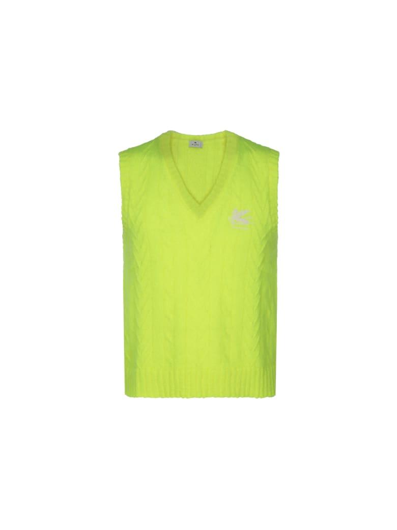 Etro Vest - Neon