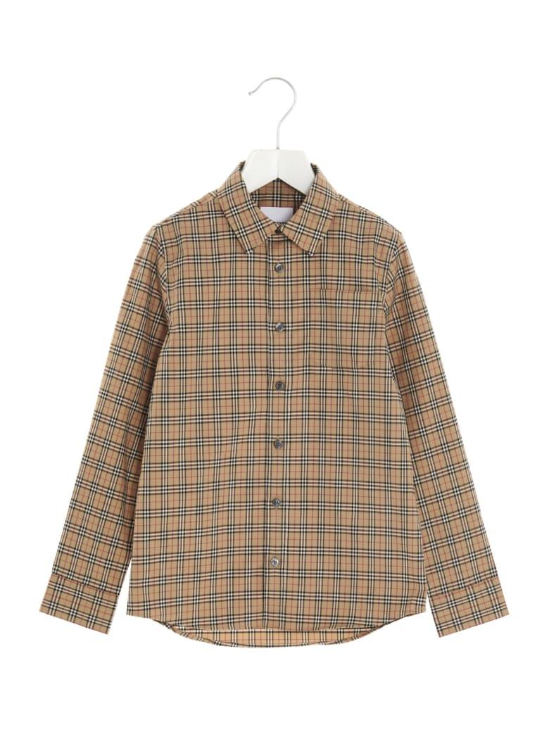 Burberry 'owen' Shirt - Multicolor