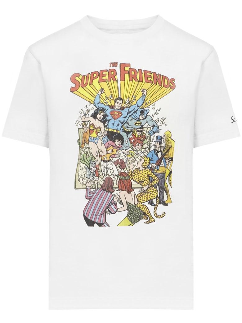 MC2 Saint Barth Super Friends T-shirt - White