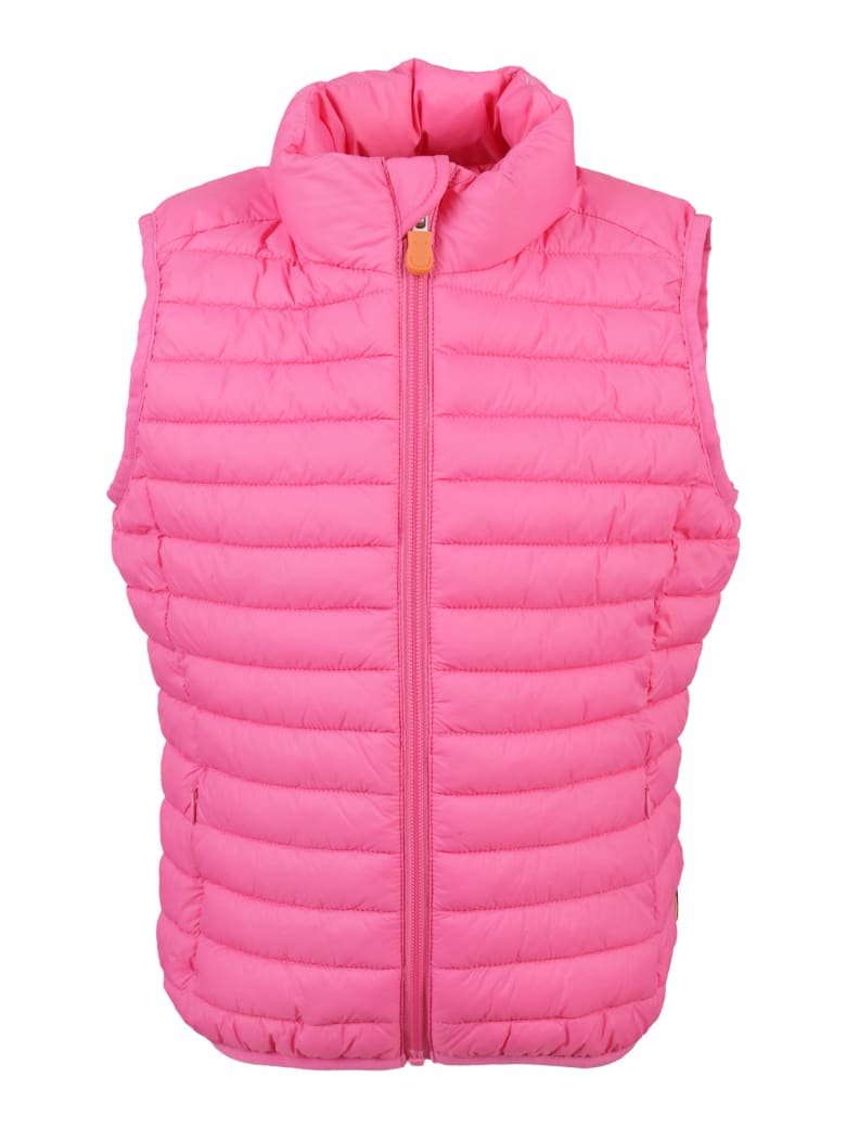 Save the Duck Jacket - Azalea Pink