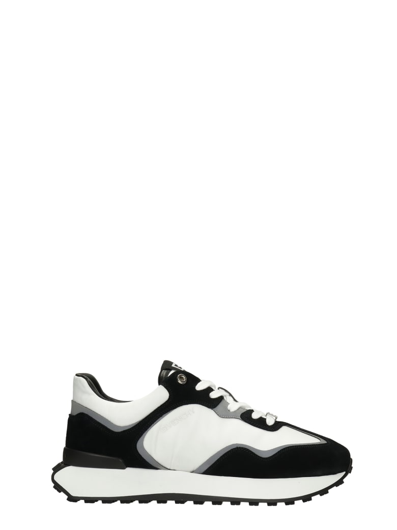 Givenchy Sneakers In White Leather - white