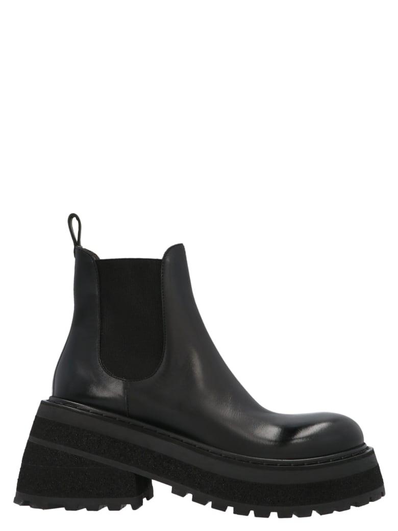 Marsell 'carretta' Shoes - Black