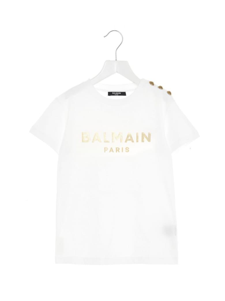 Balmain T-shirt - White