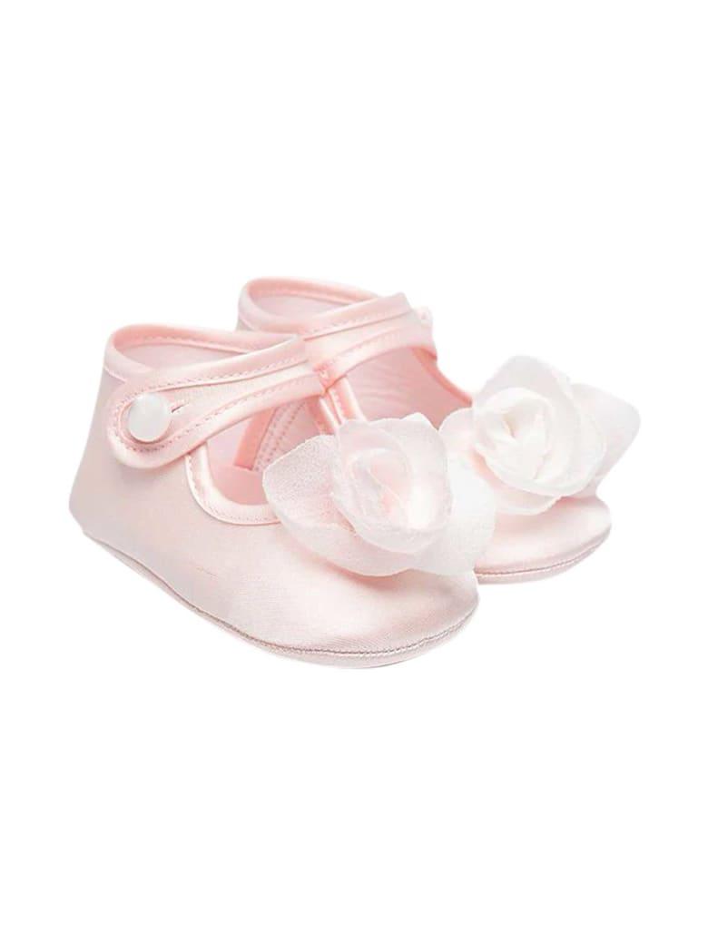 Monnalisa Monnalisa Pink Ballet Flats - Rosa
