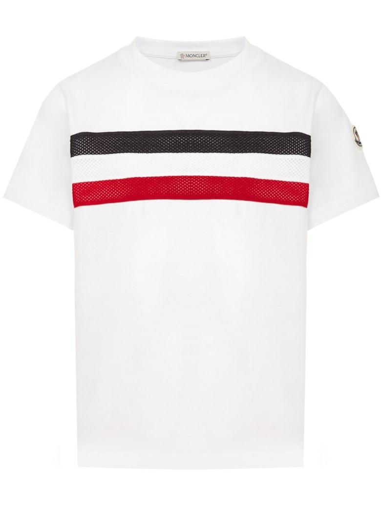 Moncler Enfant T-shirt - White