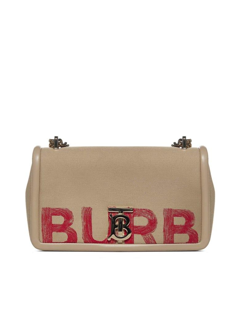 Burberry Shoulder Bag - Beige