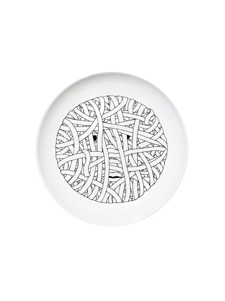 Kiasmo Dish Dress | Ulysses - Black/White