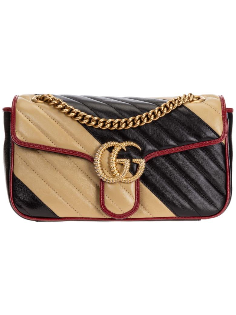 Gucci Marmont Shoulder Bag - Nero