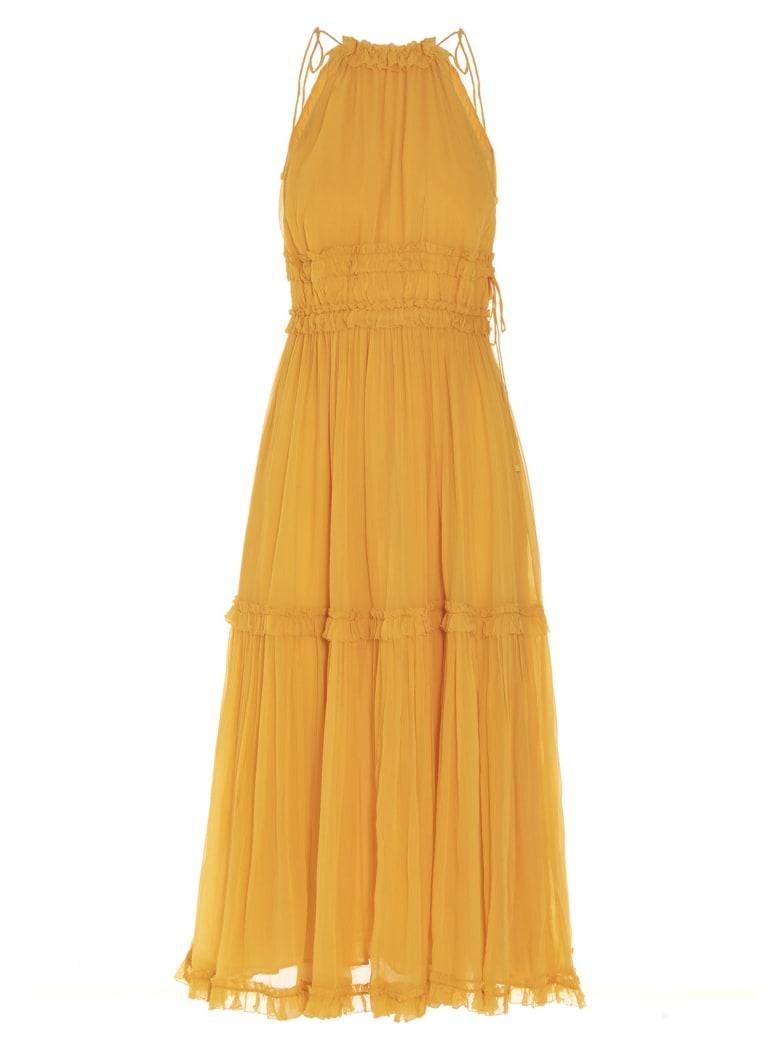 Zimmermann 'mae' Dress - Orange