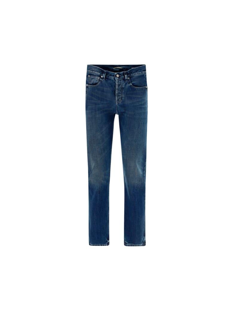 Saint Laurent Jeans - Rain blue