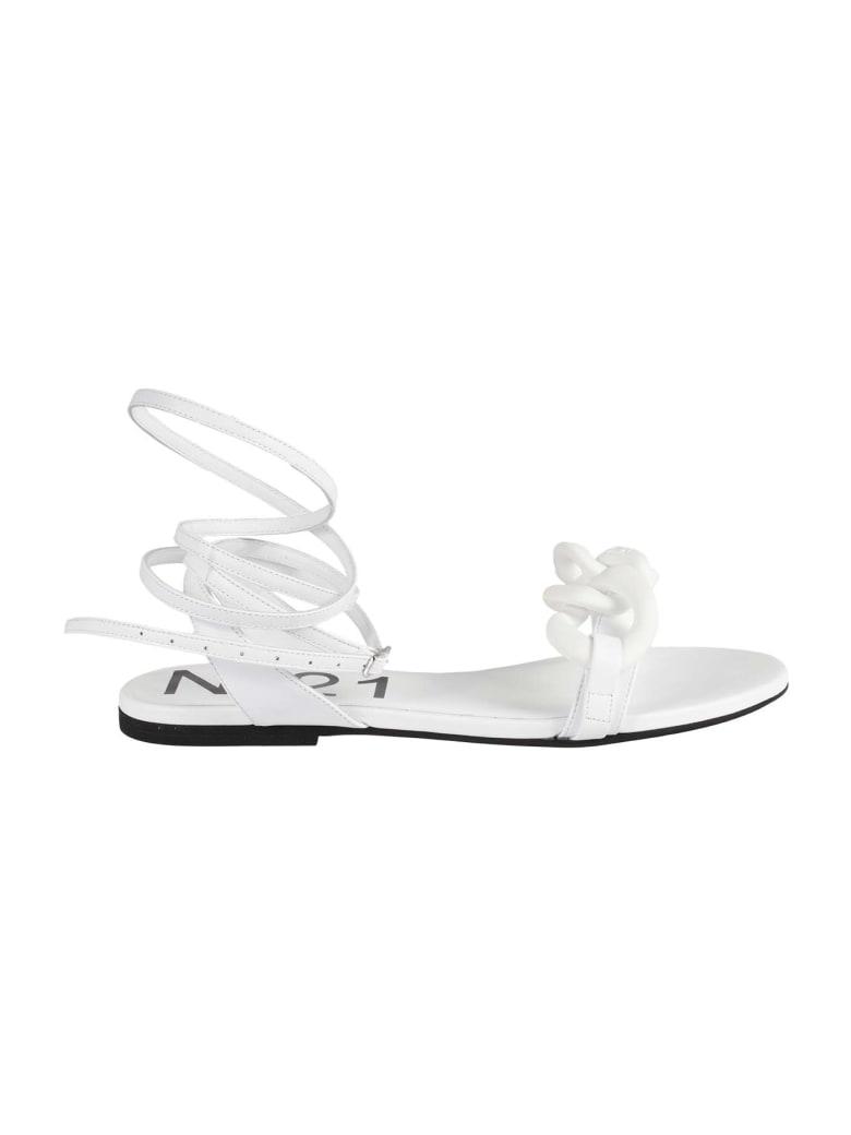 N.21 Sandals - Bianco