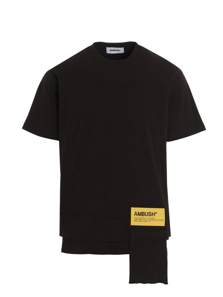 AMBUSH T-shirt - Brown