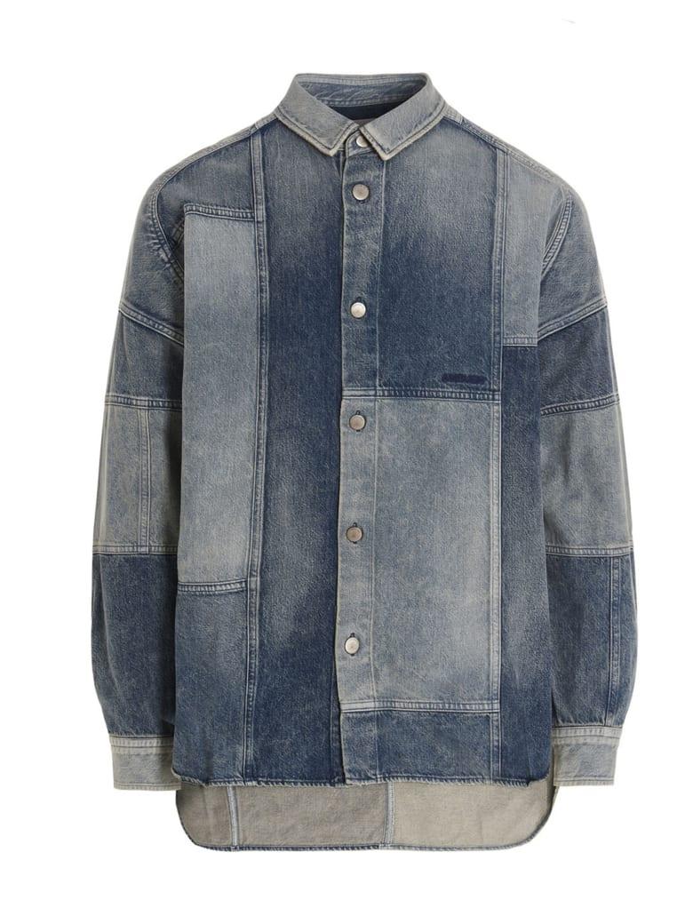 AMBUSH Denim Shirt - Blue