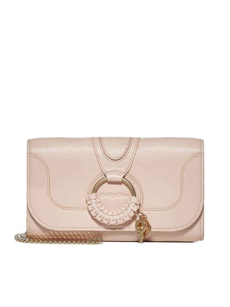 See by Chloé Shoulder Bag - Peachy pink
