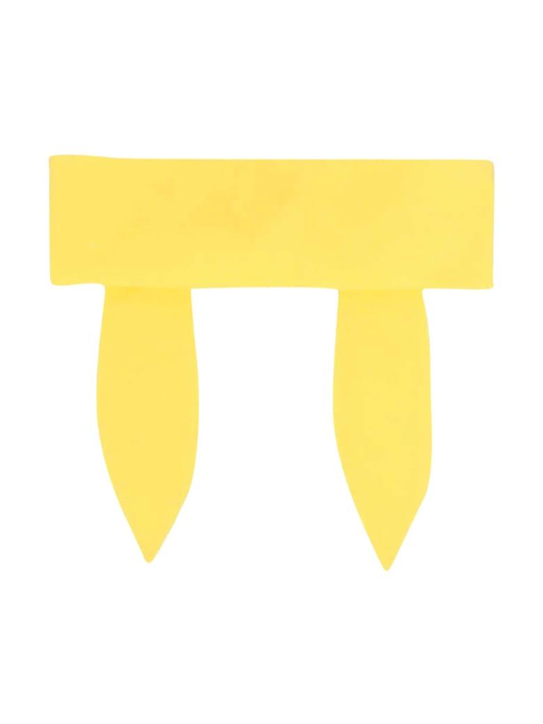 Piccola Ludo Yellow Headband - Giallo