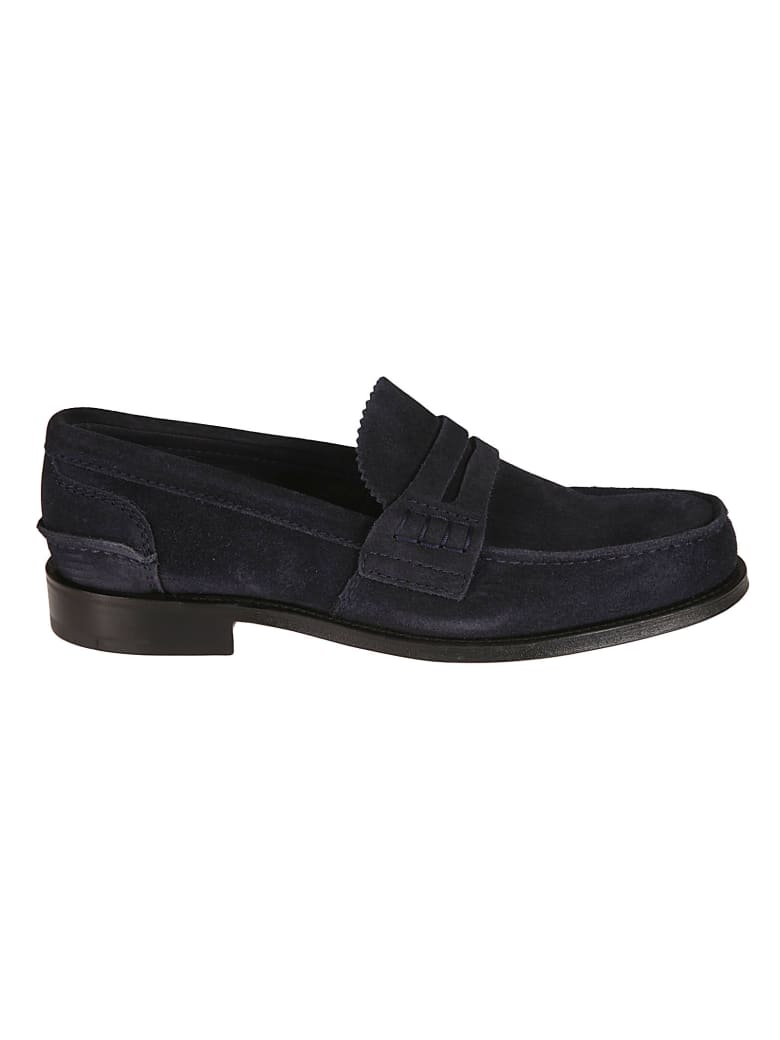 Church's Pembrey Loafers - Navy