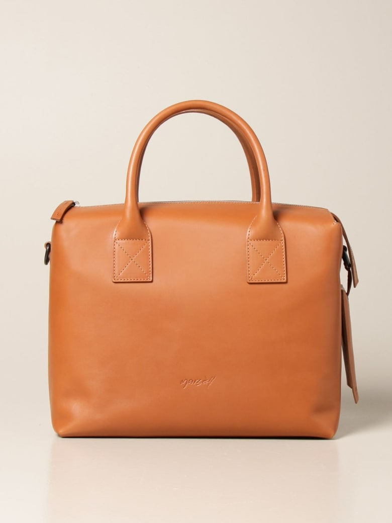Marsell Handbag Marsèll Bag In Smooth Calfskin - Beige