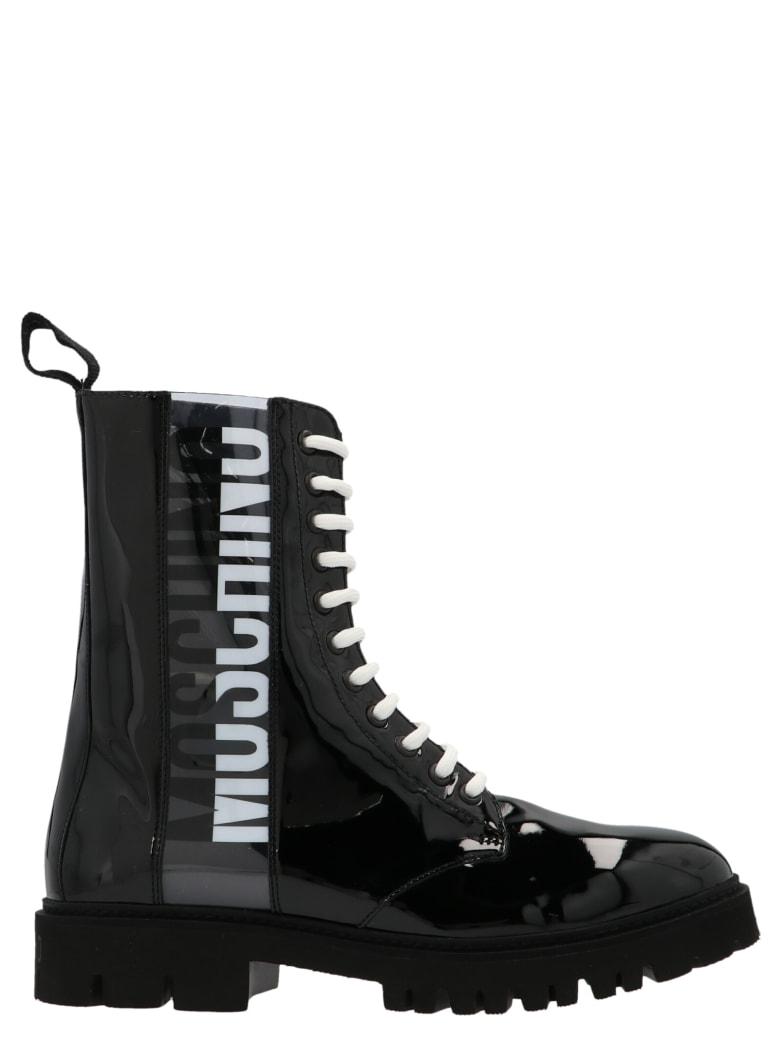 Moschino Shoes - Black