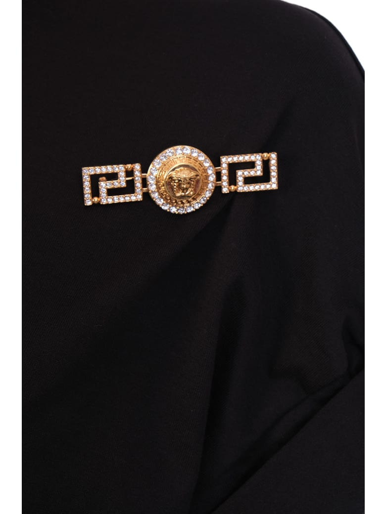 Versace Jewelry In Gold Brass - gold