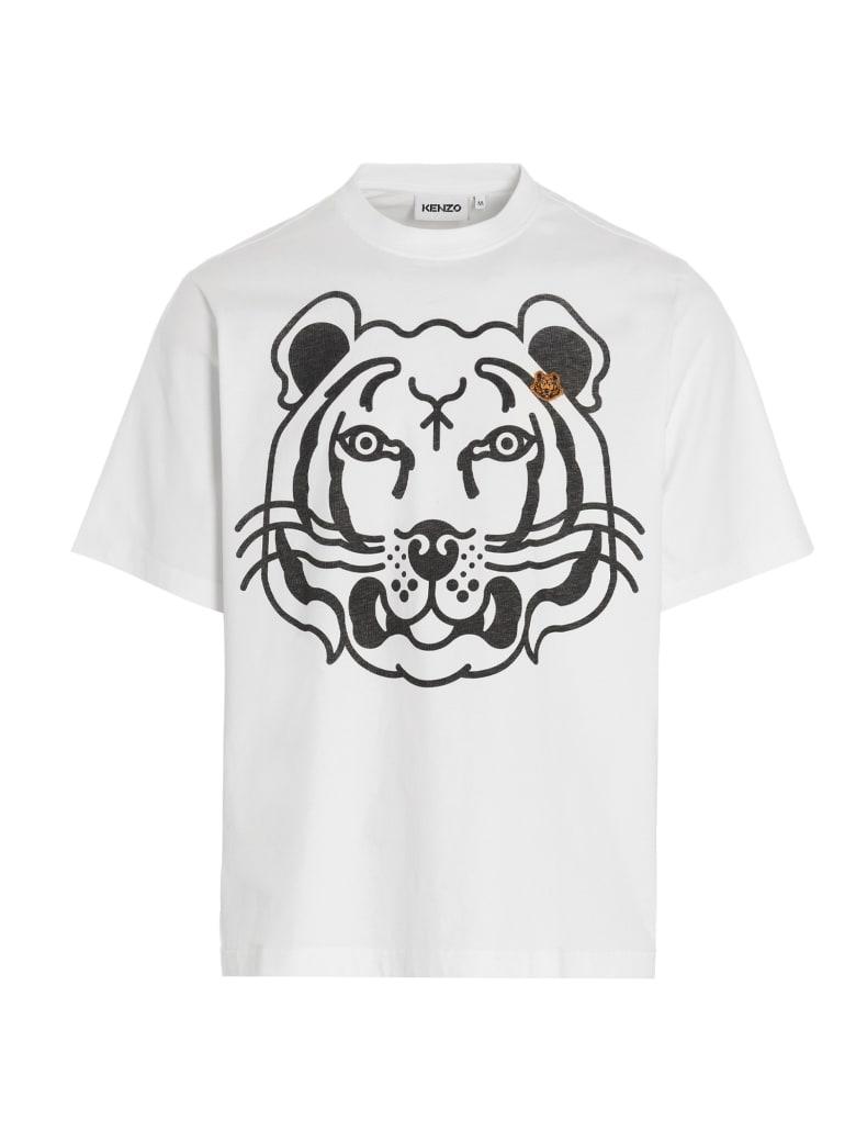 Kenzo Logo T-shirt - White