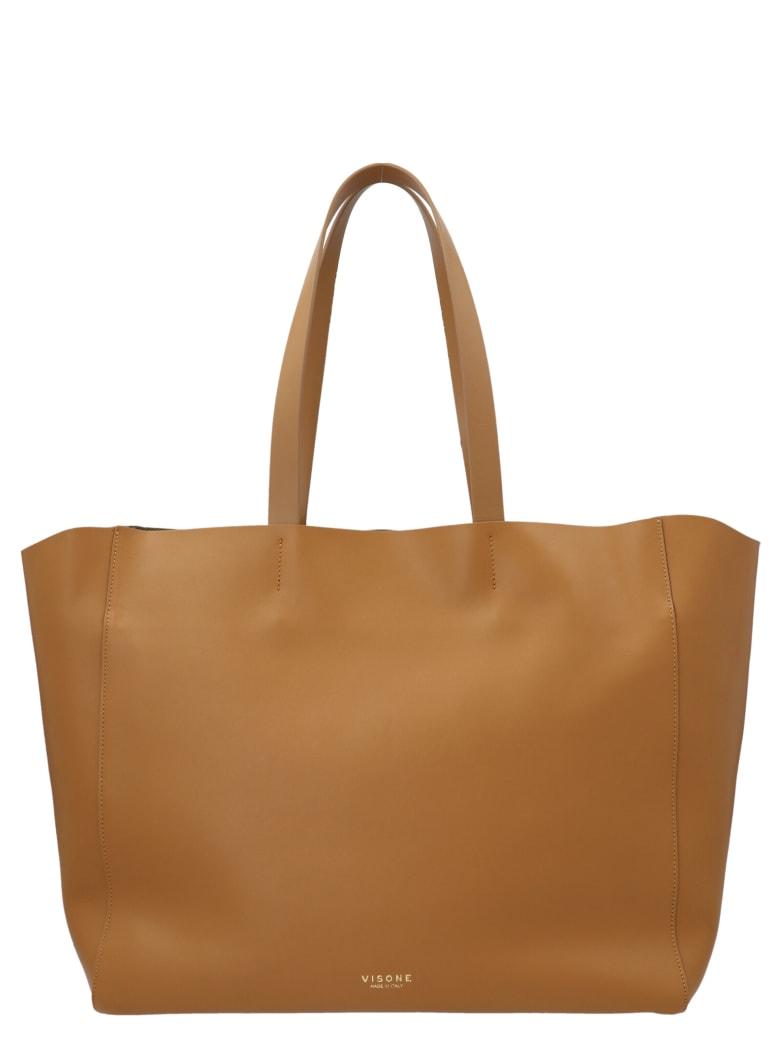 Visone 'amanda' Bag - Brown
