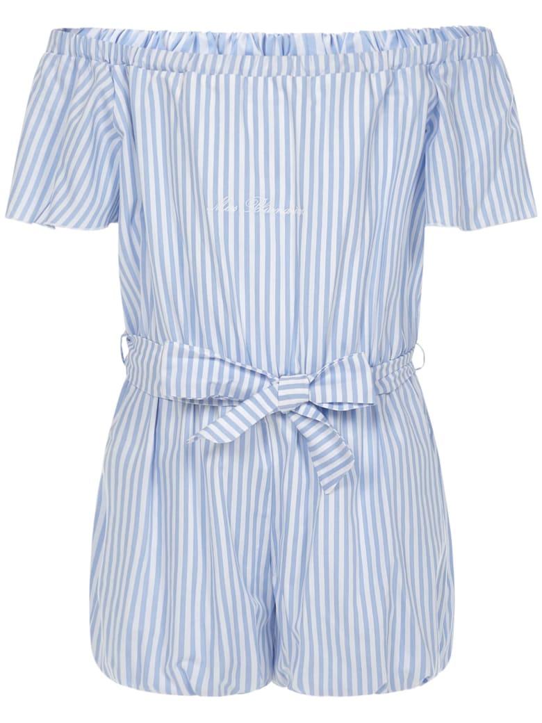 Miss Blumarine Jumpsuit - Light blue