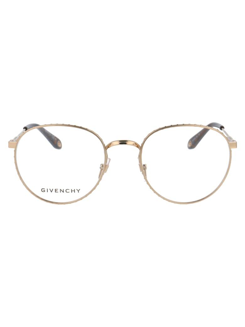 Givenchy Gv 0072 Glasses - 06J GOLD HAVN
