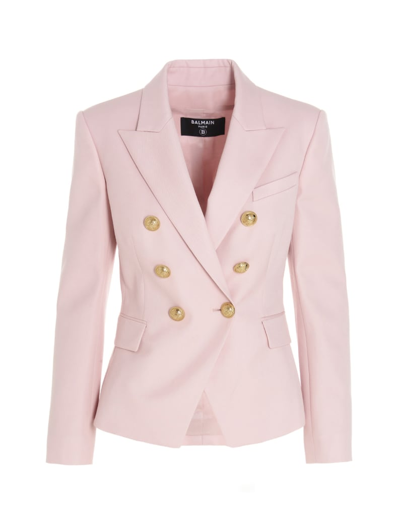 Balmain Blazer - Pink