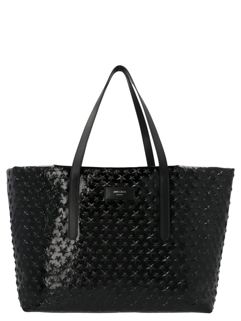 Jimmy Choo 'pimlico' Bag - Black