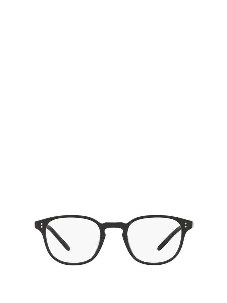 Oliver Peoples Oliver Peoples Ov5219 Black Glasses - Black