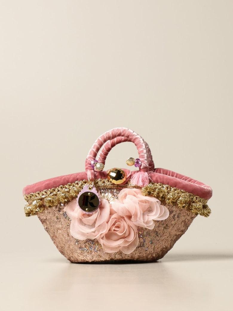 Sikuly Handbag Rusidda P. Sikuly Coffa Bag With Sequins - Multicolor