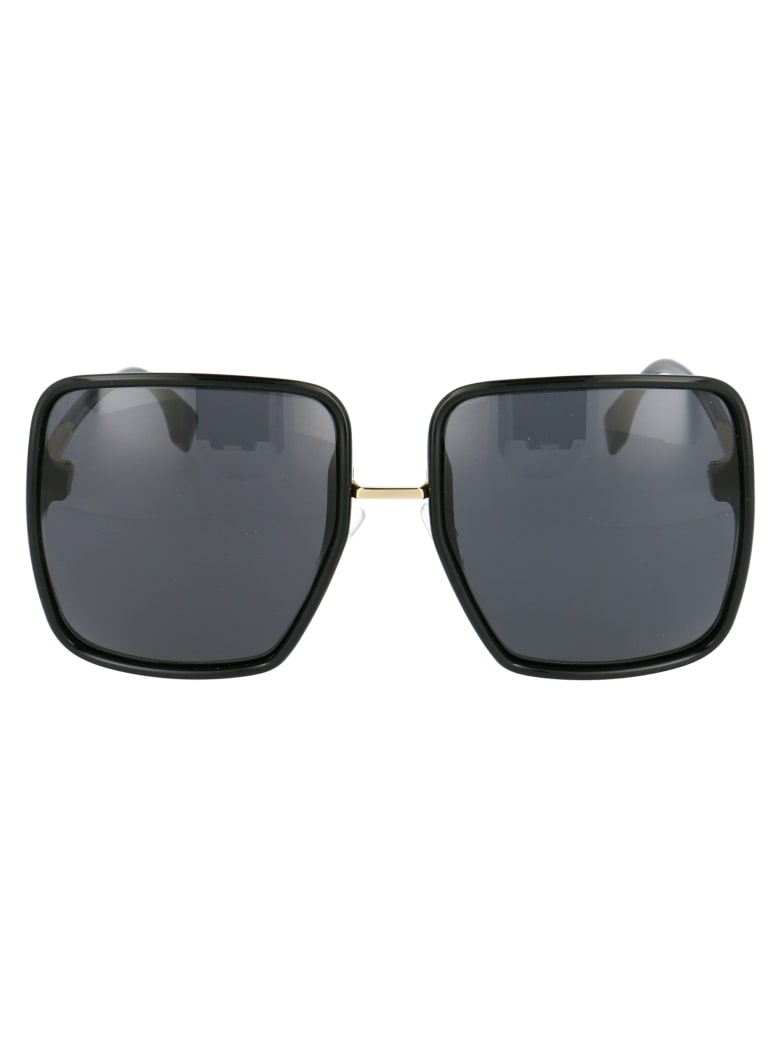 Fendi Ff 0402/s Sunglasses - 807IR BLACK