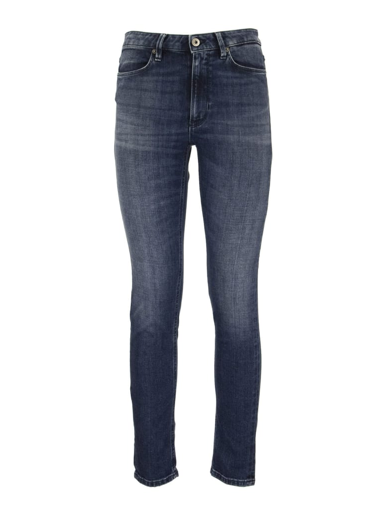Dondup Jeans Super Skinny Trousers Iris Blue - Blue