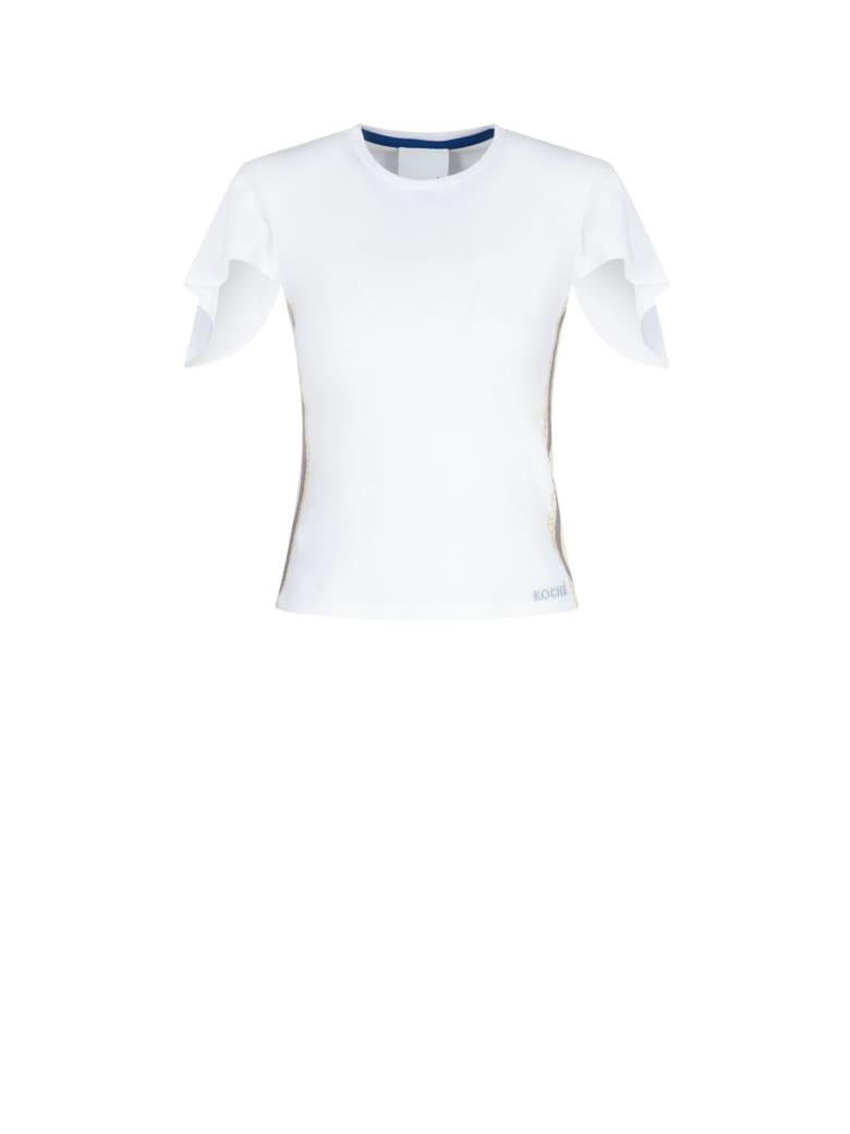 Koché T-Shirt - White