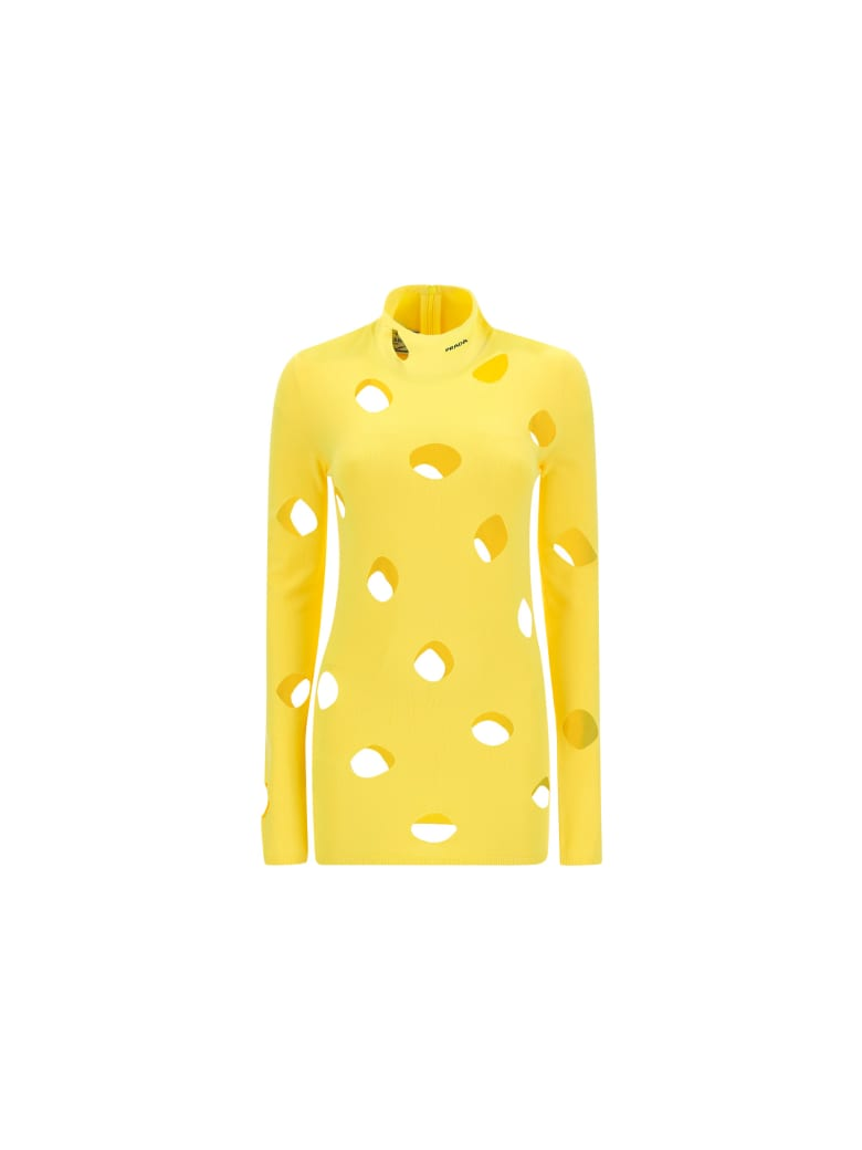 Prada Sweater - Yellow