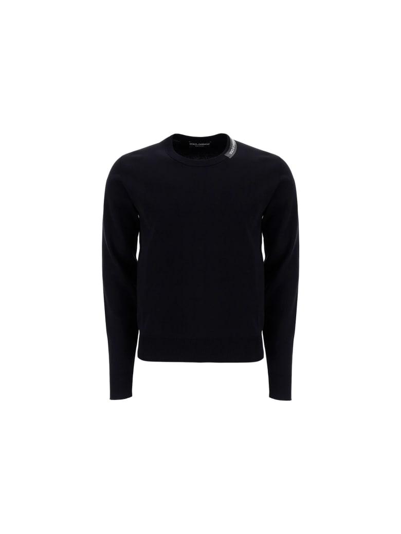 Dolce & Gabbana Sweatshirt By Dolce & Gabbana - Nero
