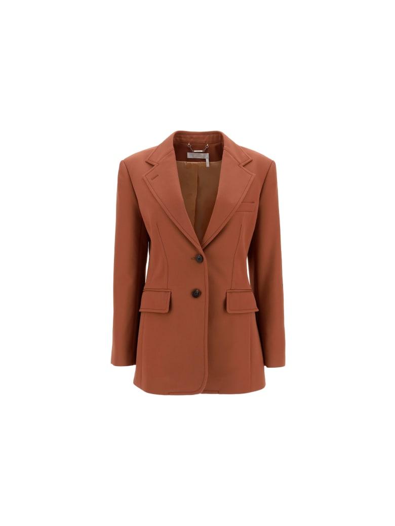 Chloé Chloè Jacket - Amber brown