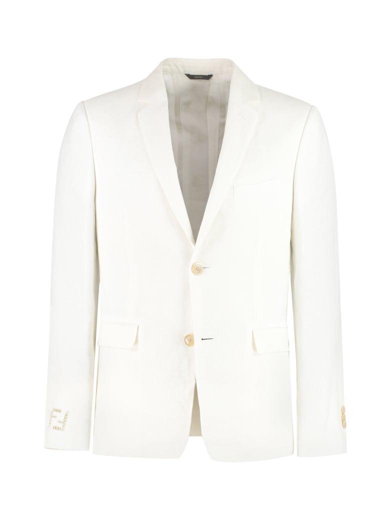 Fendi Single-breasted Two Button Jacket - F0au5