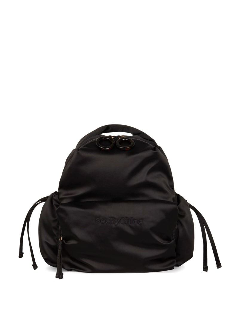 See by Chloé Tilly Backpack - BLACK